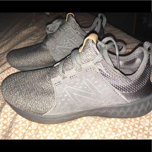 New balance fresh foam tennis shoes